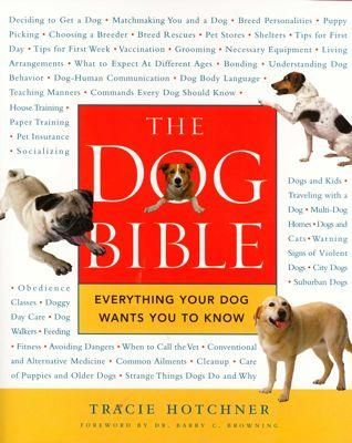 La bibbia del cane: intervista a tracie hotchner